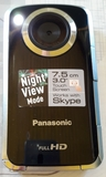 Panasonic  hm-ta2 full hd 1080p  8mp - foto