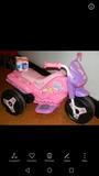 moto batería nueva mi primer pony - foto