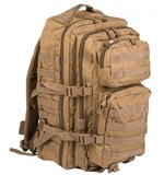 Mochila miltec 36l color tan... - foto