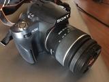 Vendo camara reflex digital sony a380 - foto