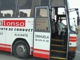 CONDUCTOR CAMION RIGIDO - foto