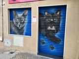 PINTAMOS NEGOCIOS ,graffiti , spray - foto