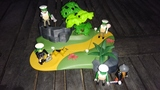 Conjunto Homicidio Policias Playmobil - foto