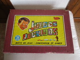 35 juegos reunidos geyper,caja roja,1964 - foto