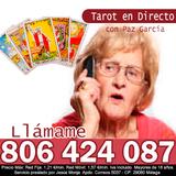 tarot experta, atenciÓn telefÓnica - foto