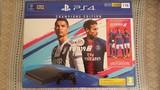 Playstation 4 1TB + FIFA 19 Champions Ed - foto