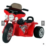 -Moto Eléctrica Triciclo Niños 3 - 8 año - foto