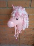 Caballito palo unicornio NANDAMISA - foto