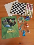 Animales Disney, juego y ajedrez - foto
