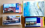 Puentes y estaciones tren escala N y HO - foto