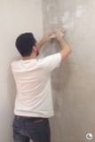 alisado de paredes, pintor Ben692328177 - foto