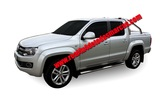Volkswagen amarok estriberas laterales - foto