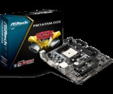 FM2A55M-DGS+AMD A4 5300 - foto