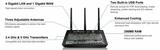 Router Asus RT-N66U - foto