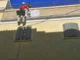 Rehabilitación de edificios, Fachadas, - foto