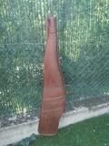 Funda piel para rifle  con visor - foto