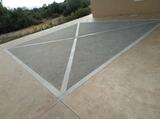 pavimentos de hormigón impreso y pulido - foto