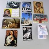 Lote de 10 calendarios de bolsillo - foto