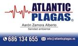 Atlantic Plagas.Control de plagas - foto