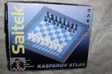 Ajedrez electronico saitek kasparov - foto