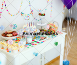Candy bar personalizado  celebraciones - foto