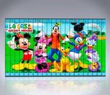 pack completo La casa de Mickey Mouse - foto