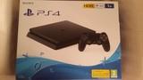 Playstation 4 slim 1tb y 1 mando - foto