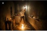 Brujería santeria vudú magia roja - foto