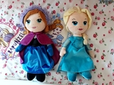 muñecas disney frozen - foto