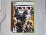 Frontlines Fuel of War Xbox 360 - foto