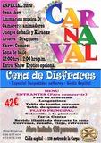 Cena de disfraces Carnaval Cadiz - foto