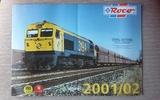 Catálogo trenes Roco 2001-2002 - foto