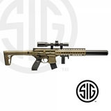 rifle aire comprimido Sig Sauer  FDE - foto
