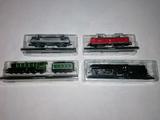 8 Trenes escala N colección CIL - foto