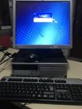 Ordenador hp 5100 con monitor - foto