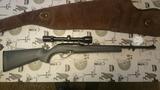 Rifle carabina del 22 lr - foto