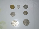 Vendo monedas antiguas de peseta - foto