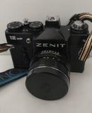 Zenit 12 XP equipo completo. - foto