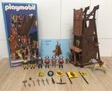 3887 Torre de Asedio de Playmobil - foto