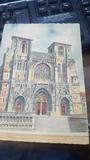 postal catedral de san mauricio. viena - foto