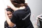 Maquilladora, peluquera a domicilio. - foto