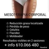 Mesoterapia corporal - foto