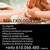 Reflexologia podal Sabadell - foto