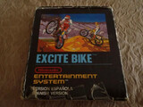 Excite Bike (1984). NES - foto
