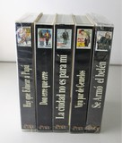 Lote de 5 películas VHS de Paco Martínez - foto