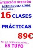 AUTO LINDE -GRAN OFERTA 16 CLASES GRATIS - foto