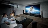 sistemas proyeccion cine en casa - foto