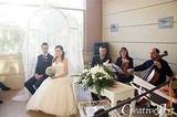 Chinchilla músicos en bodas - foto