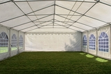 Alquiler carpa, catering, hinchables - foto