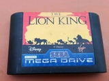 juego rey leon megadrive mega drive sega - foto